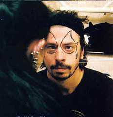 Pics For > Dave Grohl Tattoos Removed