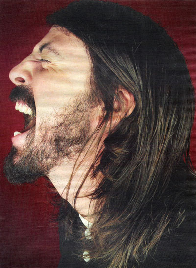 The gallery for --> Dave Grohl Tattoos Removed