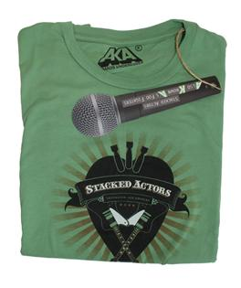 Stacked Actors shirt